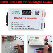 0-220V LED LCD TV Backlight Tester Meter Tool Lamp Beads Regulator Detector GJ2B