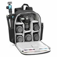 Caden Camera Backpack Bag Case Waterproof with Modular Inserts for DSLR