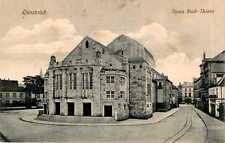 Ansichtskarten vor 1914 aus Niedersachsen mit dem Thema Theater & Oper