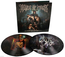CRADLE OF FILTH - HAMMER OF THE WITCHES, ORG 2015 PICTURE DISC vinyl 2LP, SEALED