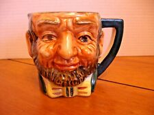"Vintage Toby Character Mug - Pitcher - 4 1/2"" Tall"