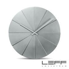 LEFF Amsterdam Scope45 Designer Erwin Termaat Wall Clock 45cm - Grey