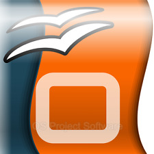 Open Office 2016 Software Suite - Compatible With Microsoft PowerPoint 2013 2010