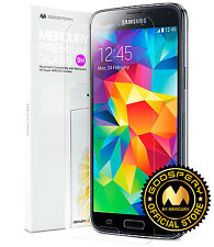 GOOSPERY® [Anti-Scratch] Screen Protector Tempered Glass for Samsung Galaxy S5