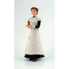 Dolls House Miniature 1:12th Scale Maid With Tray