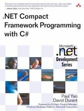.NET Compact Framework Programming with C# (Microsoft .NET Development-ExLibrary