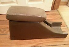 Acura Integra Arm Rest Center Console Tan Leather '94-'01 (DC2)
