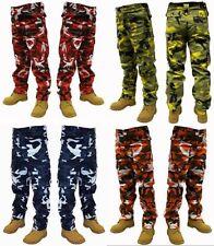 Pantalons Cargo, treillis DW pour homme