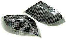 For AUDI A7 S7 RS7 4G 4G8 REAL CARBON FIBER MIRROR COVER 1PAIR 2011UP A085M