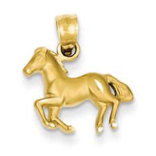 Charm (s) de charms de joyería de oro amarillo de 14 quilates