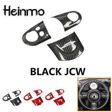 Carbon-JCW-Lenkrad-Speichenabdeckung für BMW MINI COOPER R55 R56 R57 R58 R59 R60