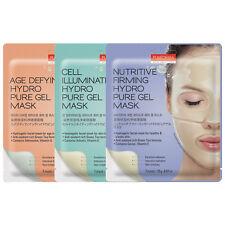 [PUREDERM] Hydro Pure Gel Mask 25g 3 Types 2pcs - BEST Korea Cosmetic