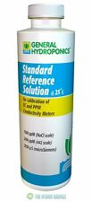 General Hydroponics 1500 PPM Calibration Solution 8 oz ounce -  meters ec tds