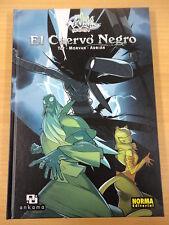 Wakfu Heroes 1,El Cuervo Negro,Ed.Norma 2011