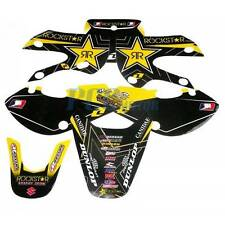 ROCKSTAR GRAPHICS DECAL STICKERS KIT FOR KAWASAKI KLX110 KLX 110 KX 65 H DE61