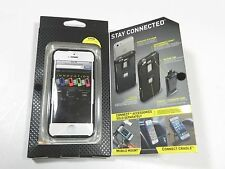 iPhone 5 Case Belt Clip Black  Nite Ize Connect CNT-IP5-01SC