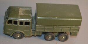 Dinky Toys Camion Militaire Berliet Tous Terrains