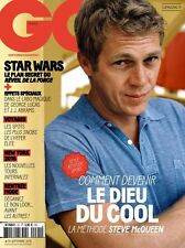GQ Magazine FRENCH September 2015,Steve McQueen,Will Chalker NEW