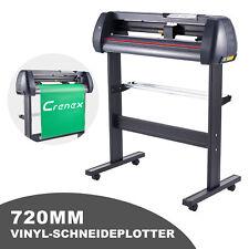720mm Schneideplotter Folienplotter Signmaster-Software Kunsthandwerk +Zubehör