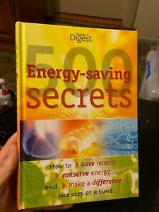 Energy - Saving Secrets  by  Reader's Digest