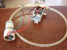AJK-B12A2701-E 12.0V DC micro air pump with power transformer for water cooler