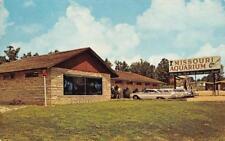 MO,  MISSOURI AQUARIUM  Camden County~Hwy 54~Near Bagnell Dam   c1960's Postcard