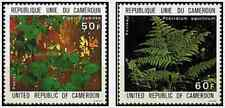 Timbres Flore Cameroun 645/6 ** lot 13753