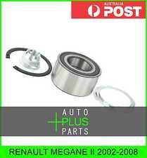 Fits RENAULT MEGANE II Front Wheel Bearing Repair Kit 42X77X39