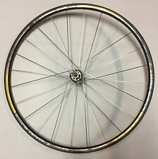 Ruota posteriore bici Corima Winium carbonio tubolare 21mm bike rear wheel