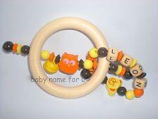 Babyrasseln & Greiflinge mit Teddybären
