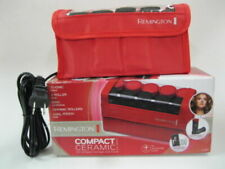 Remington H-1015 Ceramic Compact, 1-1 1/4 Inch, Red Hot Rollers,  Red