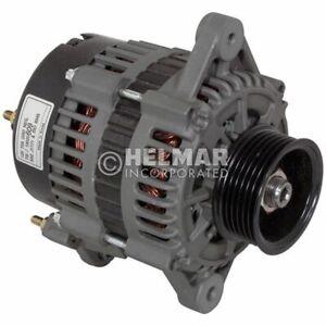 For Clark Forklift Forklift Alternator Heavy Duty OEM 93720-08500-HD 24 Volt 70