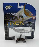 Johnny Lightning STAR TREK Series 1 ROMULAN BIRD OF PREY diecast ship
