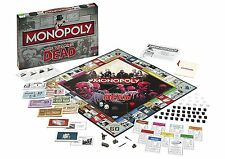 The Walking Dead Monopoly Board Game-Survivor 's Edition