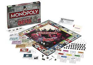 The Walking Dead Monopoly Board Game - Survivor's Edition Christmas Xmas Gift