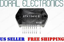 STK73410II with HEAT SINK COMPOUND SANYO ORIGINAL Integrated Circuit IC