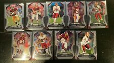 2019 Panini Prizm Football Cards Washington Redskins Team Set Derrius Guice