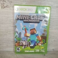 Minecraft Xbox 360 Edition Video Game / No Manual TESTED