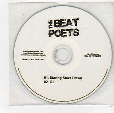 (FU226) The Beat Poets, Staring Stars Down - DJ CD