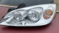 2007 PONTIAC G5 FRONT LEFT HEADLIGHTS