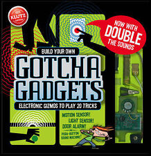 Build Your Own Gotcha Gadgets by Anne Akers Johnson (Mixed media product, 2014)