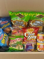 Jamaican Snack Box