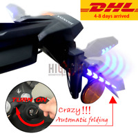 Motor Sequential Flowing LED Auto Electric Indicator Turn Fold Flip Signal Light