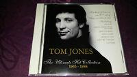 CD Tom Jones / The Ultimate Hit Collection 1965 - 1988 - Album
