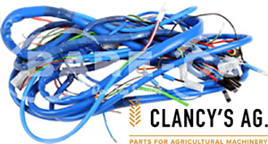Wiring Harness for Ford 2000 3000 4000 5000 Tractors w/ Generator.