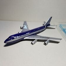 "DRAGON WINGS ALITALIA ""BACI CHOCOLATE"" 747-200 1:400 SCALE PLASTIC MODEL"