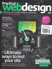 Practical Web Design magazine Ultimate site test Free tools Blogging Video punch