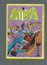 BATMAN GEANT ALBUM N°4 ( N°10 À 12 ) . SAGÉDITION . 1978 .