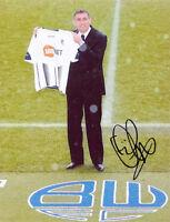 Owen Coyle, Bolton Wanderers, signed 10x8 inch photo. COA.
