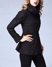Jerry T Women's Plus Size Black Light Jacket 1X 18 20 SR 7061 New NWT
